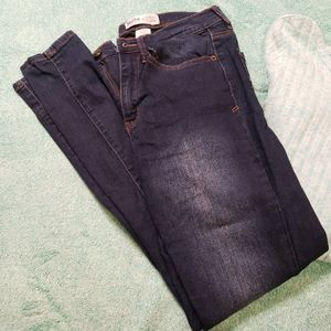 Mudd High Rise jean Jegging Size 5